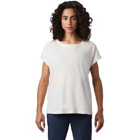Mountain Hardwear Tomomi T-shirt Dames, wit